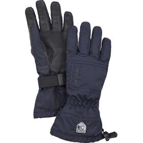 Hestra CZone Powder 5-finger handsker Damer, blå